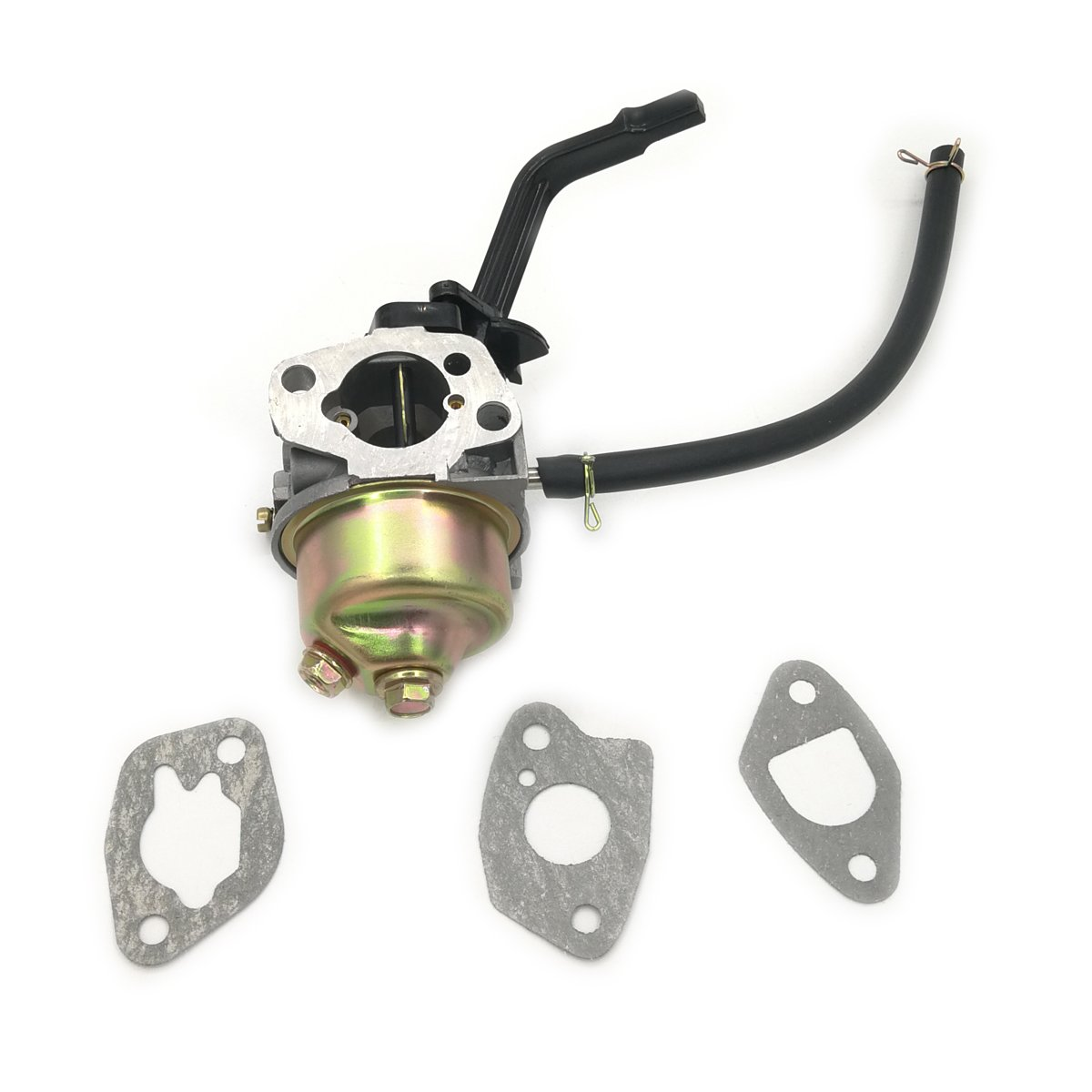 Shioshen Carburetor and Gasket for HONDA GX120 GX160 GX200 5.5Hp 6.5Hp Generator Engine Suzhou Cancanle Trading Co. Ltd.