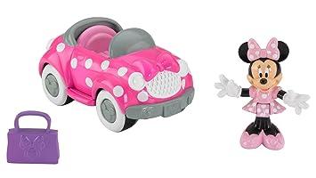 La Nuevo Rescate Mickey Mouse Casa Minnie Con De Vehículo qUVSzMp
