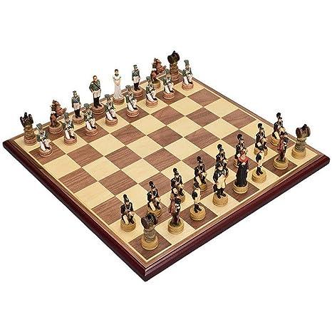 Juego de Ajedrez Juego de ajedrez Internacional de Madera Juego de ...