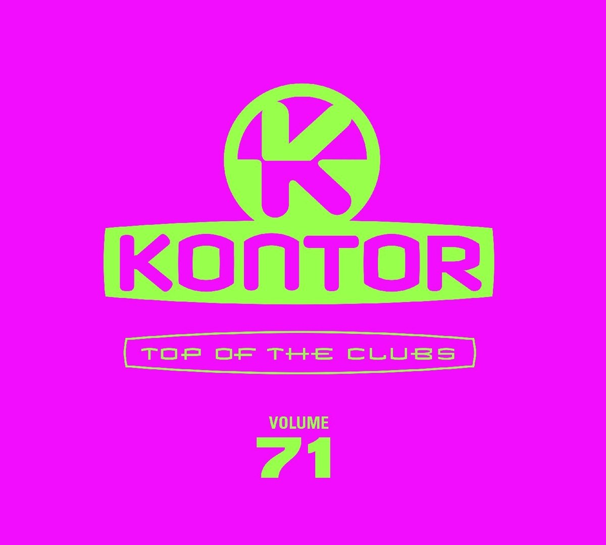 VA - Kontor Top Of The Clubs Volume 71 - PROPER - 3CD - FLAC - 2016 - NBFLAC Download