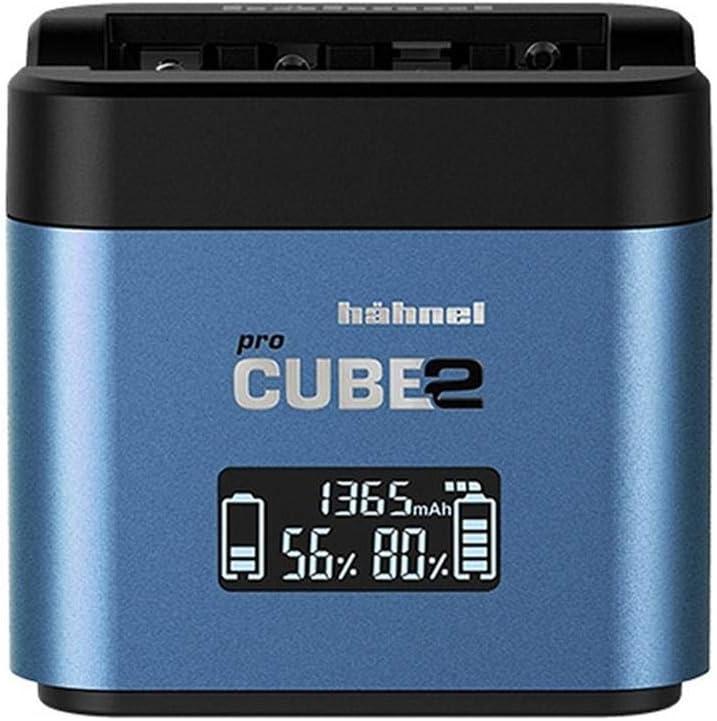 Hahnel Procube2 Fujifilm Panasonic Aa Akkuladegerät Computer Zubehör