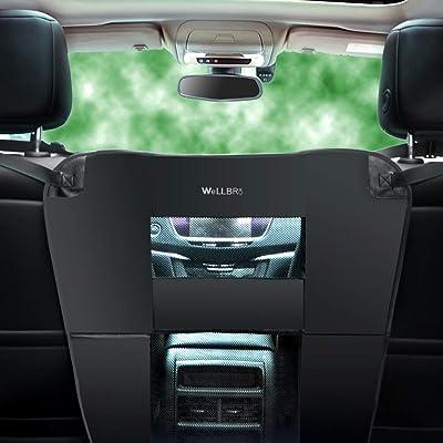 Wellbro Dog Car Backseat Barrier