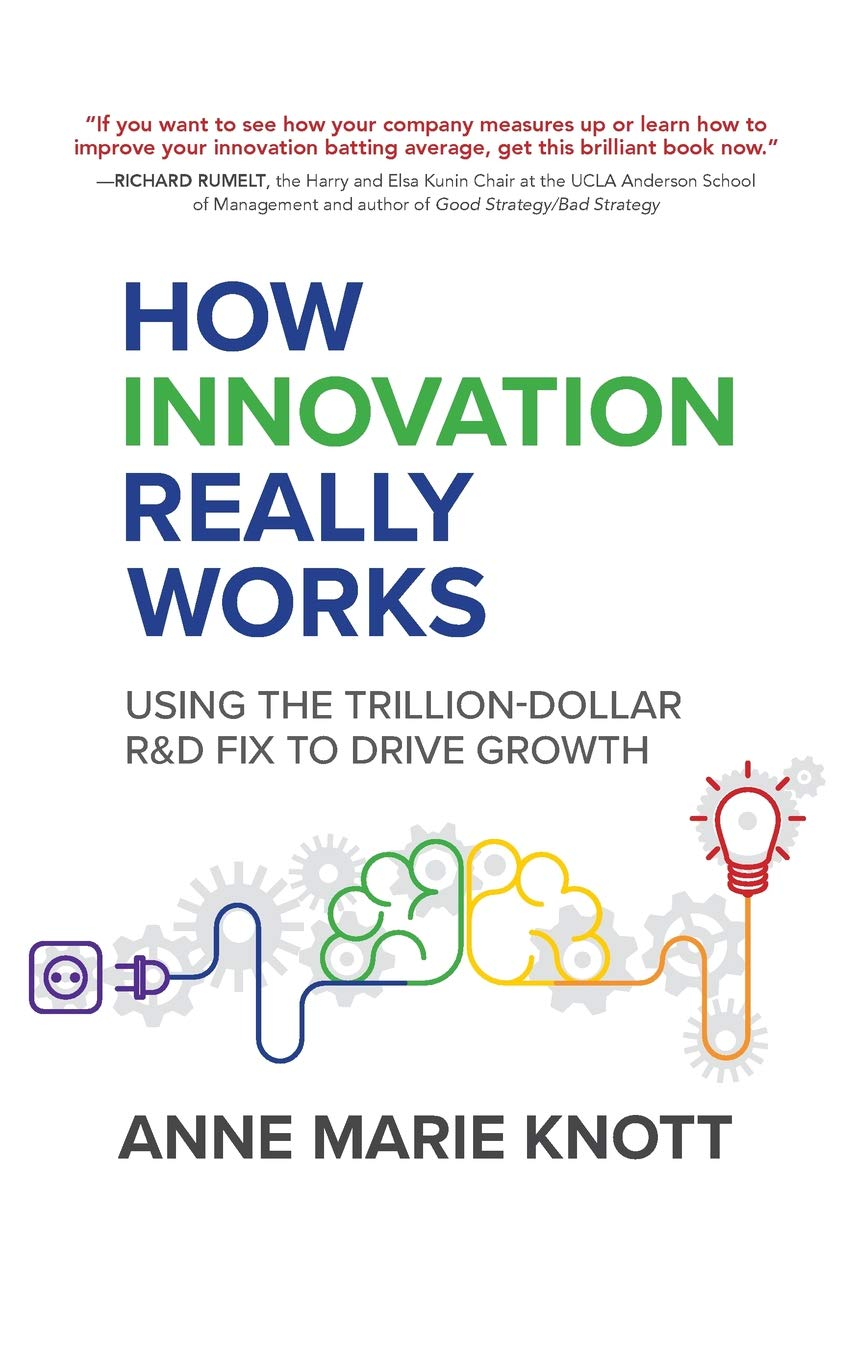 Amazon com: How Innovation Really Works: Using the Trillion