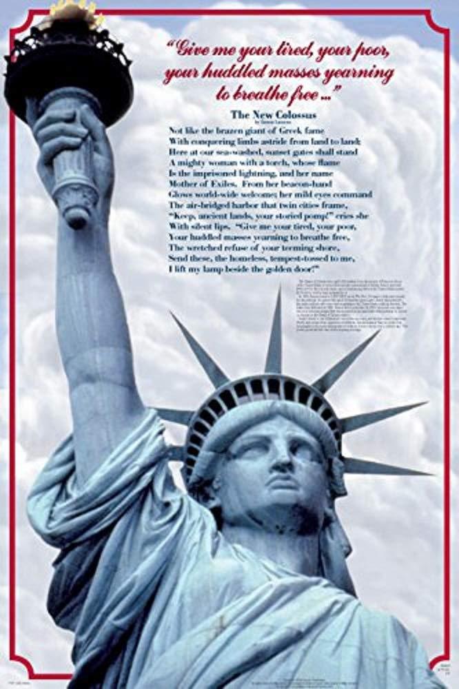 2019年激安 Lady Liberty教育History Laminated Teacher Classroomチャートポスター24 Print x 36 24x36 24x36 Print XXX-P601F-P B01I0V6JDM 24x36 Laminated Print 24x36 Laminated Print, スキーショップ アミューズ:f4f8ea27 --- egreensolutions.ca