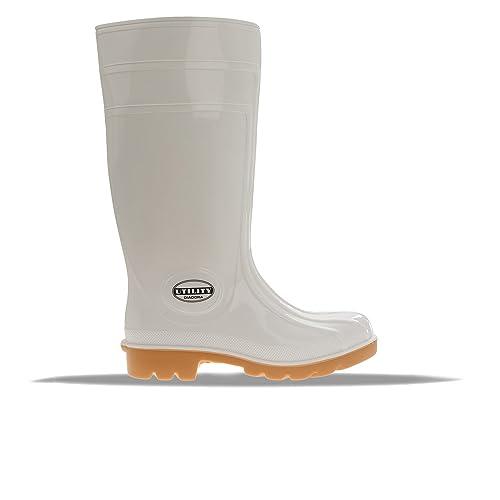Unisex Wellington botas puntera de acero botas de seguridad S4 SRA botas de seguridad botas botas