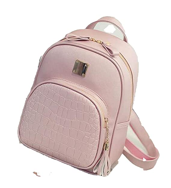645e57d2a0 EnoPella women backpack leather school bags for teenager girls ...