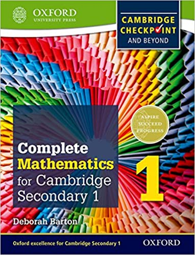Complete Mathematics for Cambridge Secondary 1 Student Book