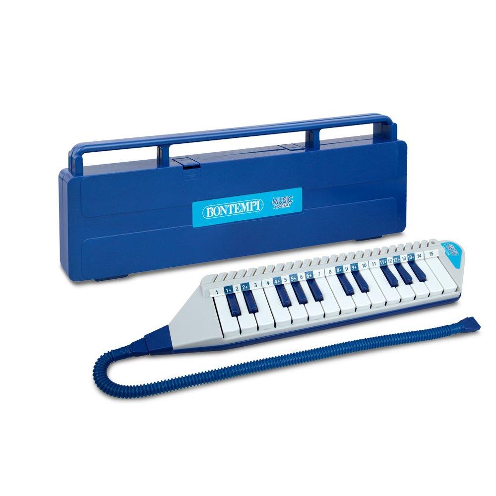 BONTEMPI-MP 426-instrument de musique-Mélodica 25 t. + tube flex + étui