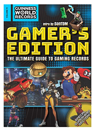 Pdf Teen Gamer's Edition (Guinness World Records)