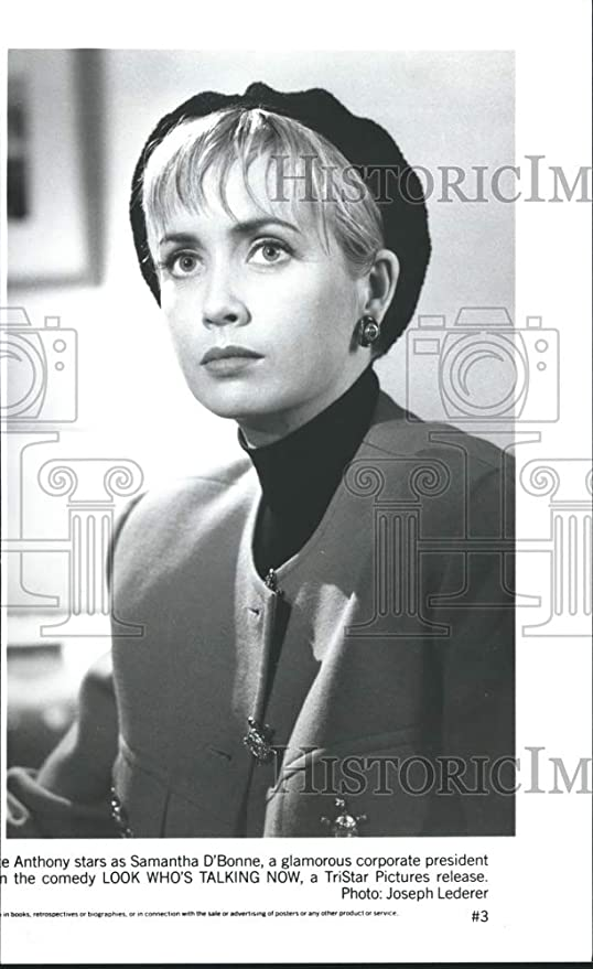 Historic Images 1993 Press Photo Lysette Anthony As Samantha D Bonne In Look Who S Talking Now Amazon Ca Home Kitchen