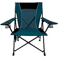 Kijaro - Silla de Camping y Deportes con Doble Cierre