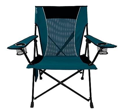 Kijaro Dual Lock Camping And Sports Chair
