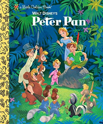 - Walt Disney's Peter Pan (Disney Classic) (Little Golden Book)