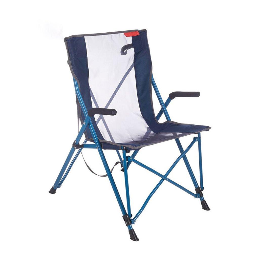 スーパーセール期間限定 屋外キャンプ折り畳み椅子アームチェア屋外通気性快適な椅子 B07CPV5GDS B07CPV5GDS, 英田町:afef823d --- cliente.opweb0005.servidorwebfacil.com