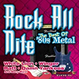Rock All Night: Best of 80's Metal