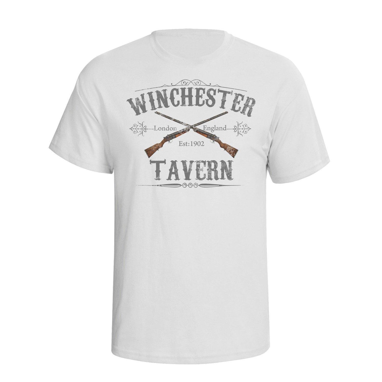 Winchester Tavern Mens Movie Inspired t shirt [Misc.] Jonny Cotton