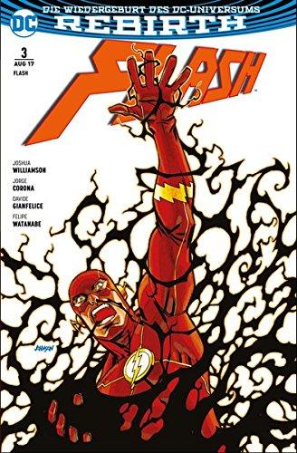 Flash: Bd. 3 (2. Serie): Im Bann der Finsternis Taschenbuch – 24. Juli 2017 Joshua Williamson Jorge Corona Felipe Watanabe Davide Gianfelice