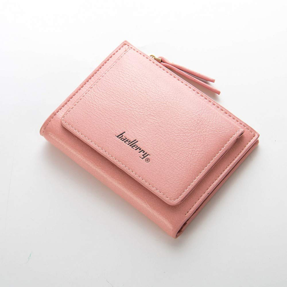pretty nice a7788 95b65 GENGXINLIN財布財布女性小財布カードスロットジッパーコイン ...