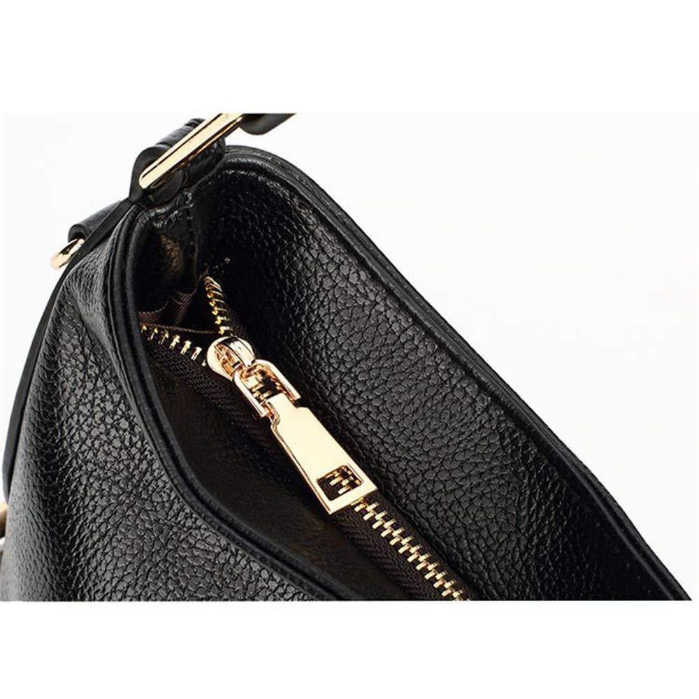 Color : Blue FeliciaJuan Womens Pu Fashion Versatile Messenger Bag Handbags Messenger Bag Shoulder Bag