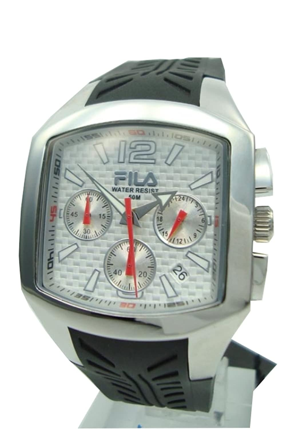 Fila Watch Watches Mens Watch Chronograph ATTIVO