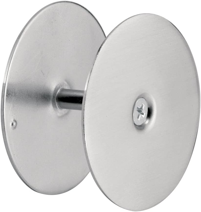 Easy /& Quick Install New Cylinder Lock Hole Cover for Antique Doorplate