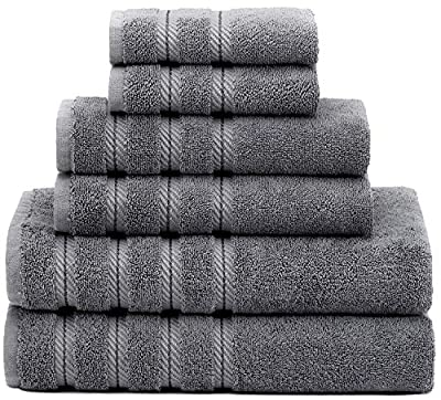 American Soft Linen Bathroom Towel Set, Bath Sheets for Maximum Softness