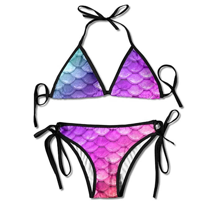 eb9d23b8a2f Amazon.com  THAIDIY for Women - Summer Sexy Two Pieces Bikini Swimsuit   Clothing