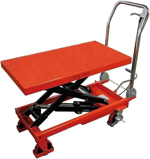 Mesa elevadora manual - 300 kg: Amazon.es: Bricolaje y herramientas
