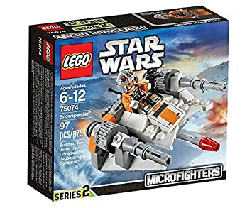 LEGO Star Wars Construction Snowspeedertm dp BNVDOAW