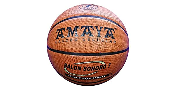 Gui-An - Balon Sonoro Baloncesto: Amazon.es: Deportes y aire libre