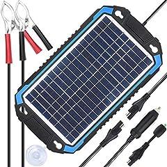 12V Solar Car