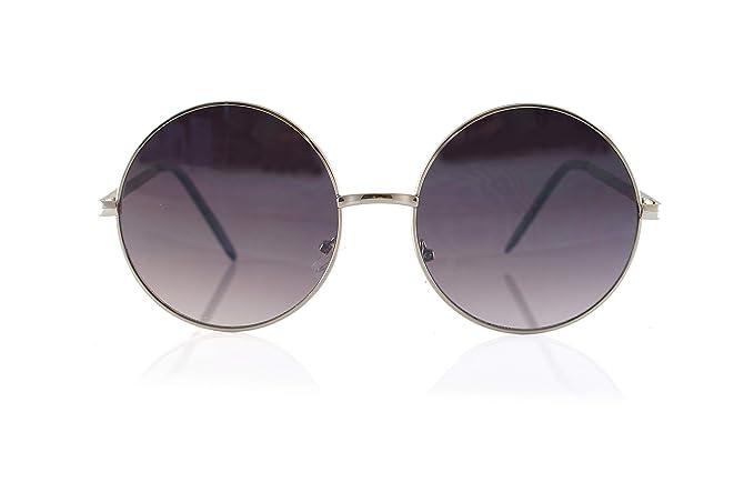 Amazon.com: FBL A285 - Gafas de sol redondas de colores ...