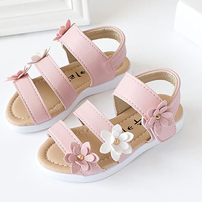 7b360437d50b8 FeiliandaJJ Baby Girls Sandals