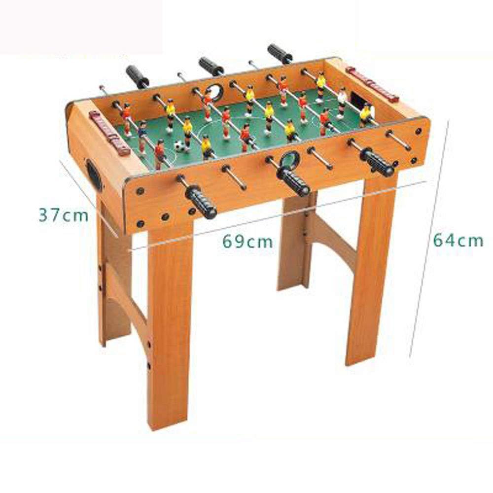 70% de descuento A HXPH Mini Table Table Table Table Table Soccer Mesa de Billar, Juego de fútbol de Mesa para Interiores y Exteriores para niños (Football)  tienda de pescado para la venta