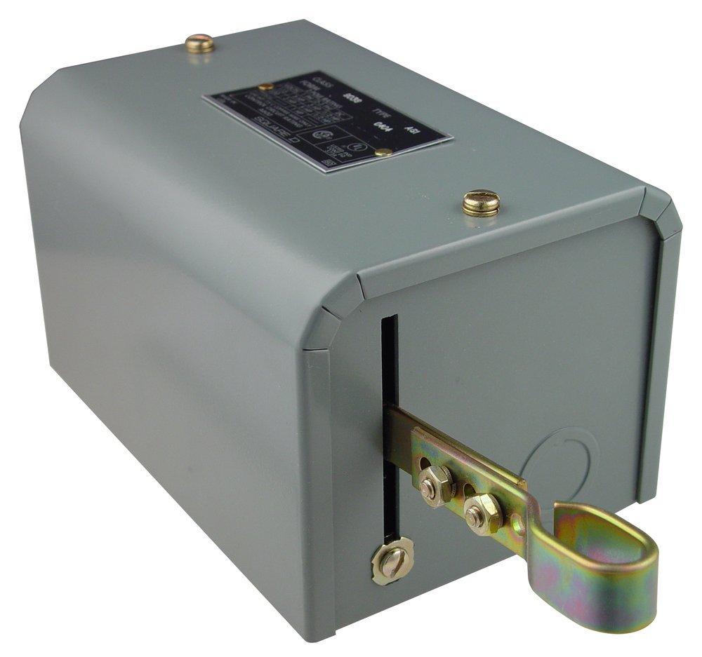 Contacts Close on Rise Schneider Electric 9038AG1 NEMA 1 Square D 9038 Open Tank Mechanical Alternator