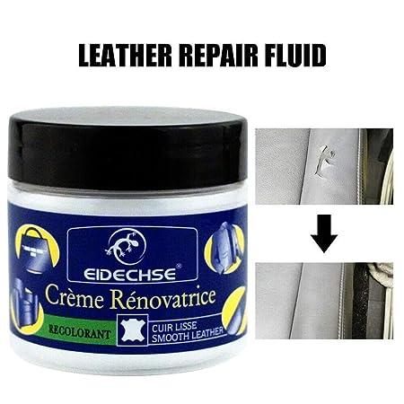 Amazon.com: Compuesto de relleno de reparación de cuero para ...