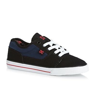 mignonne magasin britannique nombreux dans la variété DC Shoes Tonik SP Chaussure Garçon Noir Taille 30: Amazon.fr ...