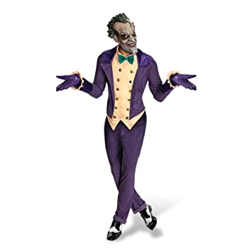 batman arkham city joker kostum