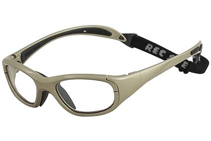 e1f1b8da74 Amazon.com   Rec Specs MX-20 Protective Eyewear Metallic Light Brown ...