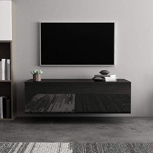 Pissente Salón Mesa para TV, Armario Moderno para TV de Pared para ...
