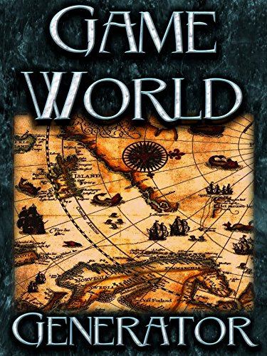 CASTLE OLDSKULL ~ GWG1: Game World Generator (Castle Oldskull Fantasy Role-Playing Game Supplements Book 4) ()