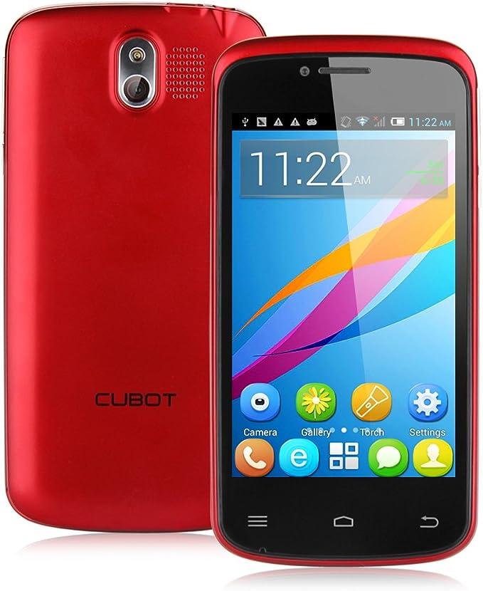 Cubot GT95 - Smartphone libre Android (pantalla 4.0