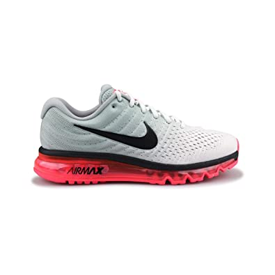   Nike Mens Air Max 2017 Grey   Fashion Sneakers