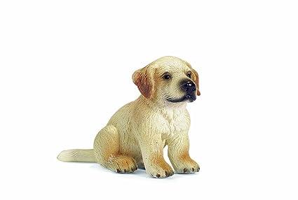 Amazoncom Schleich Golden Retriever Puppy Schleich Toys Games