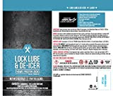 Liquid Wrench LLD03/6 Lock Lubricant and De-Icer