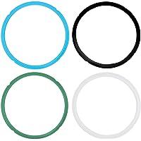 Pack de 4 anillos de sellado de silicona