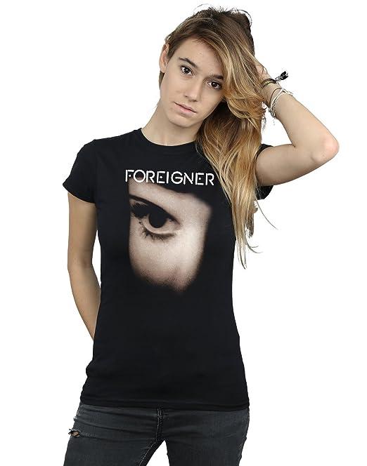Foreigner Mujer Inside Information Camiseta: Amazon.es: Ropa y accesorios