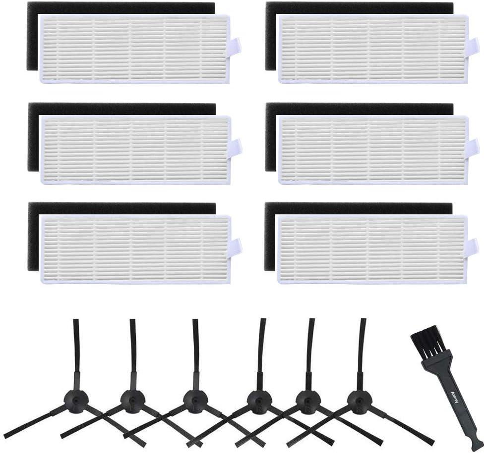 Amoy Kits de Repuesto Accesorios de aspiradoras Compatible ...