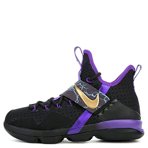 d548989a92f6d Image Unavailable. Image not available for. Color  Nike Lebron XIV HWC  Grade School Basketball Shoes ...