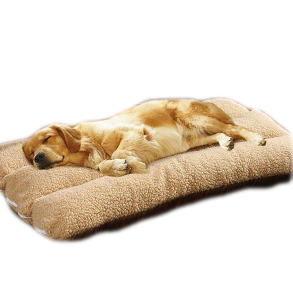 BEITAI Thick Pet Beds For Dogs Washable Soft Medium Large Big Dog Bed House Removable Winter Warm Small Puppy Lounger